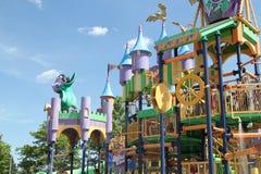 Sesame street theme park Pennsylvania Royalty Free Stock Photos