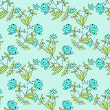 Sesamless pattern Royalty Free Stock Images