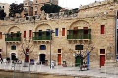 Seside Valletta Στοκ εικόνα με δικαίωμα ελεύθερης χρήσης