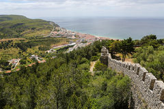 Sesimbra Royalty Free Stock Images
