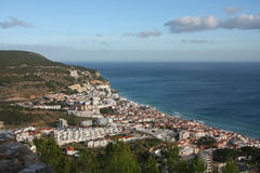 Sesimbra, Portugal Royalty Free Stock Photo