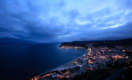 Sesimbra Portugal Fotos de archivo libres de regalías