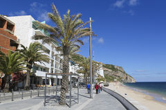 Sesimbra Royalty Free Stock Photo
