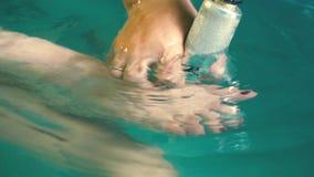 Sesja kłębowisko stopy hydromassage zbiory