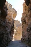 Sesreim kanjon Namibia Royaltyfri Bild