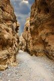 Sesriem峡谷,纳米比亚 免版税库存图片