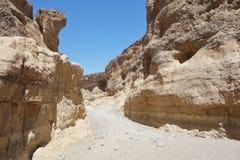 Sesriem, каньон Стоковое фото RF