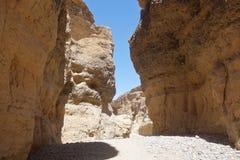 Sesriem, каньон Стоковые Фотографии RF