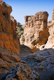 Sesriem Canyon Royalty Free Stock Photography