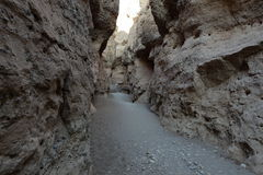 The Sesriem Canyon in Namibia Royalty Free Stock Image