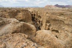Sesriem canyon, Namibia Royalty Free Stock Image