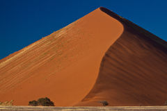 sesriem dunein Стоковые Изображения RF