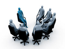 Sessão #2 Imagem de Stock Royalty Free