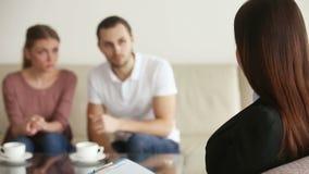 Sessão de terapia marital filme