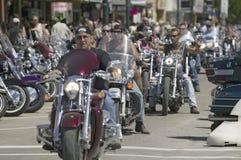 sessantasettesimo Raduno annuale del motociclo di Sturgis, Immagini Stock