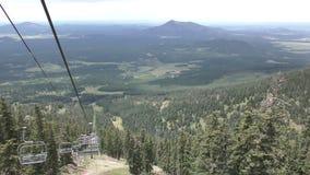 Sesselbahn Arizona stock video footage