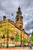 The Sessions House, a courthouse in Preston, Lancashire Royalty Free Stock Images