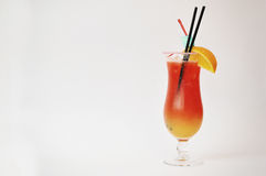 Sesso del cocktail sulla spiaggia immagini stock libere da diritti