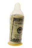 Sesso per soldi Fotografia Stock