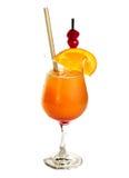 Sesso sul cocktail della spiaggia fotografie stock
