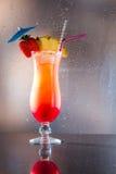 Sesso sul cocktail della spiaggia immagini stock