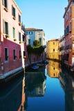 Sestiere di S. Polo, in Venice, Italy Stock Photography