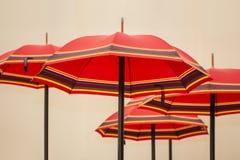 Sestine umbrellas Stock Photography