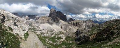 The Sesto Dolomites Stock Photos