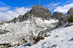 Sesto Dolomites, South Tyrol, Trentino-Alto Adige, Italy Stock Photography