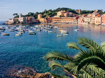Sestri Levante royalty free stock image