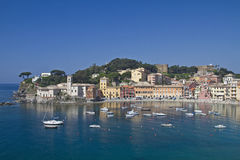 Sestri Levante Royalty Free Stock Images