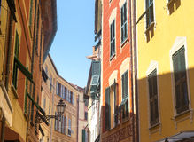 Sestri Levante (Genoa, Italy) Stock Image