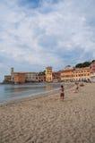 Sestri Levante, Italia Fotografía de archivo libre de regalías