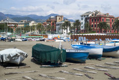 Sestri Levante, Italien Lizenzfreies Stockbild