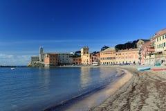 Sestri Levante, Italy Stock Image