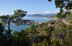 Sestri Levante, Liguria, Italy Stock Photography