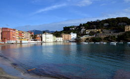 Sestri Levante, Liguria, Italy Stock Photography