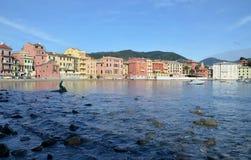 Sestri Levante, Liguria, Italy Royalty Free Stock Image