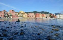Sestri Levante, Liguria, Italy Royalty Free Stock Photo