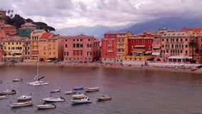 Sestri  Levante Stock Photo