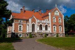 Sesuoleliai manor Stock Photo