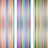 Set of 3 diferent lighted stripes Stock Photos