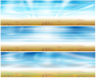 Set 3 web banner # 2 Stock Photo