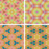 Set of abstrack seamless colorful background. Set of abstrack colorful background royalty free illustration