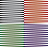 Set abstract a background of different colours Royalty Free Stock Photography