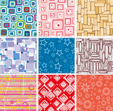 Set abstract  background Stock Photography