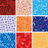 Set abstract  background Royalty Free Stock Photo
