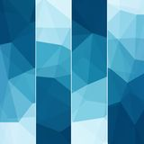 Set of Abstract Blue Background Royalty Free Stock Image