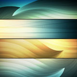 Set of abstract frames Stock Image