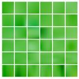 Set abstraktów zamazani kolorowi tła wektor Obraz Stock